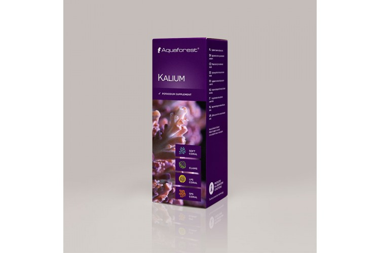 Aquaforest – Kalium 10 ml